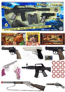 Gonher Spielzeugwaffe Munitionsringe zum Kostüm - Karneval Cowboy Polizist Pirat
