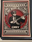 Shepard Fairey Obey By Any Means Necessary 07 Fairey - Red Print Black Lives