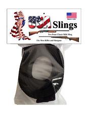 Rifle Sling Gun Sling Black - 2 Point Sling