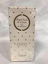 ROYAL BAIN DE CARON BY CARON FOR WOMEN 1.6 1.7 OZ / 50 ML EDT Spray NIB Sealed
