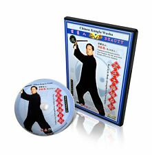 Wu style Taiji ( Tai Chi ) Series Body Strengthening Swordplay -Qiao Songmao Dvd