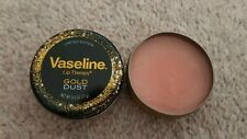 BRAND NEW LIMITED EDITION VASELINE GOLD DUST INTERNATIONAL SHIPPING AVAILABLE