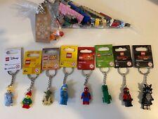 Lego Imagination Cone, minifigure and keyring