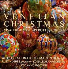 Antonio Vivaldi : Venetian Christmas CD (2014) ***NEW***