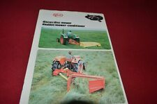 Massey Ferguson vicon disc mower in Collectibles | eBay