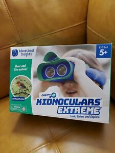 Educational Insights - Hear and See Nature - Kidnoculars Extreme