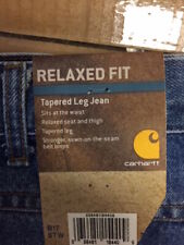Carhartt Relaxed Fit Jeans B17STW  SIZE 38x34 BRAND NEW!!!