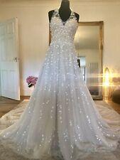 Demetrios 801 Wedding Dress Size 8/10