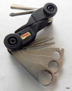 Bell Black Metric Bicycle Repair Tool