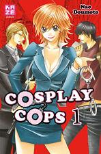 Cosplay cop intégral 1 à 6