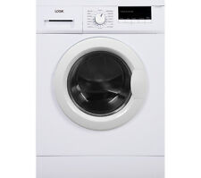 LOGIK L612WM16 Washing Machine 6 kg A+ 1200 rpm White