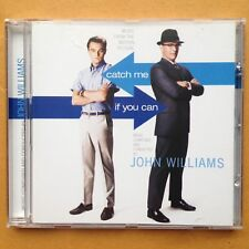 John Williams CATCH ME IF YOU CAN Film Soundtrack Score OST CD Steven Spielberg