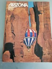 Arizona Highways September 1982 Magazine-Silent Creatures of the Wind
