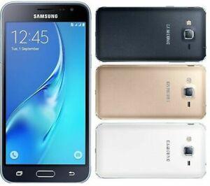 Samsung Galaxy J3 (2016) - 8GB - Black (Unlocked) Smartphone