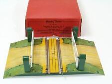 Crossing O Gauge Model Railway Tracks