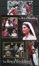 Guyana 2011 Kgl. Hochzeit Royal Wedding Prinz William Kate Royalty MNH