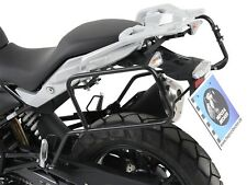 BMW G 310 GS ab Bj. 2017 Sidecarrier permanent mounted black BY HEPCO AND BECKER