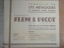 catalogue de lits métalliques
