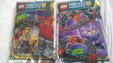 Lego NEXO KNIGHTS Polybag (ideal für Advendskalender)