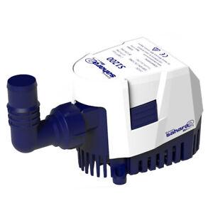 Attwood Sahara MK2 S1200 Bilge Pump 1200 GPH - 24V - Automatic  5513-7