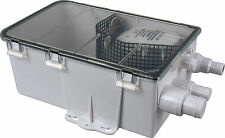 SEAFLO 12V 750GPH SHOWER SUMP PUMP AUTO DRAIN BOX Boat RV compare to Attwood