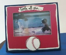 Little all Star 4 x 6 Hanging/ Easel Back Photo Frame with glass