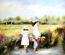 """High Quality Oil Painting """"CHD-011""""  20""""x24"""""""