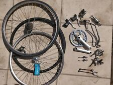 Shimano Exage Vintage Groupset And Wheelset Excellent Condition