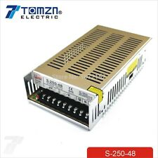250W 48V 5.2A Single Output Switching power supply