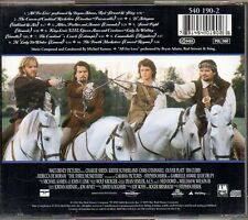 THE THREE MUSKETEERS - OST - CD (COME NUOVO)