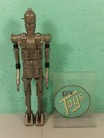 Vintage Kenner 1980 Star Wars 14 INCH IG-88 Action Figure LOOSE GOOD CONDITION