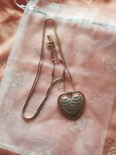 Shade: Rose Gold - Angel Wings Diamente Necklace or Pendant