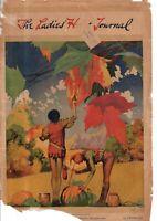 1919 Ladies Home Journal November-Buffalo Bill; Toys; Leslie Thrasher;C Phillips