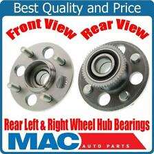 2/ All New REAR Axle Hub Bearing Asm for 96-00 Civic With Drums & 4W ABS Brakes