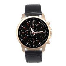 Luxury Geneva - Leather Quartz Watch