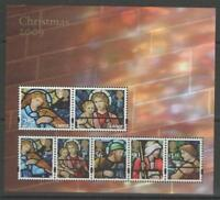 GB 2009 Commemorative Stamps~Christmas~Unmounted Mint~ m/s~UK Seller