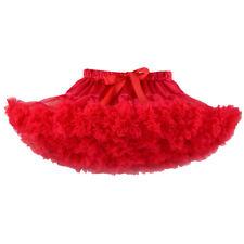 Cute Kids Girls Mini Skirt Pettiskirt Multi 25 COLORS Skirt Petti Ballet Dance