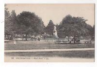 Southampton Watts Park LL 73 Vintage Postcard 952b