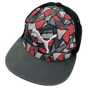 Puma Mosaic Youth Ball Cap Hat Snapback Baseball