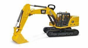 CAT Crawler Excavator Bruder Toy Car Model 1/16 1:16