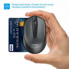 Mini Mouse 2.4G Wireless Cordless Mouse Mice USB Optical Scroll For PC Laptop