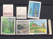 1985 MNH yearset/jaargang/annee/jahrgang Aland, Åland, postfris