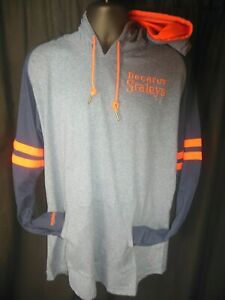 Decatur Staleys/Chicago Bears NFL Throwback Men's Mitchell & Ness Sweatshirt