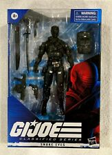"Hasbro Classified Series GI JOE SNAKE EYES  **Brand New** 6"" Action Figure"