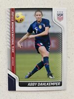 Abby Dahlkemper 2021 Panini US National Team Set #16 USA USMNT Soccer