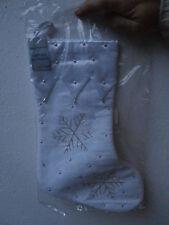 Calza natalizia Natale Christmas sock befana addobbo festone decorazione Babbo