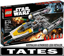 LEGO 75172 Y-WING STARFIGHTER STAR WARS Rogue One from Tates ToyWorld