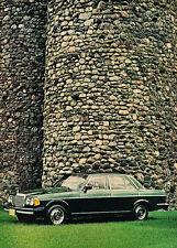 1979 Mercedes Benz 240 Diesel 2-page gr - Classic Car Advertisement Print Ad J95