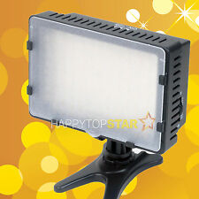 CN-160 LED Video Light Lamp Fr Canon 80D 760D 5D 70D Camera Photo SONY Camcorder