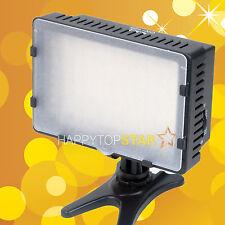 CN-160 LED Video Light Lamp Fr Canon 80D 760D 5D 70D Camera Photo SONY Camcorder
